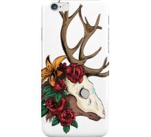 The Deer Crown iPhone Case/Skin
