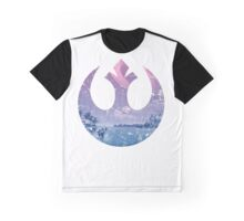 REBEL ALLIANCE LOGO - ROGUE ONE Graphic T-Shirt