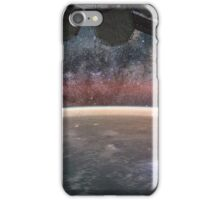 Lightning Strike From Space iPhone Case/Skin