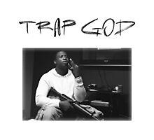 Gucci Mane - Trap God Photographic Print
