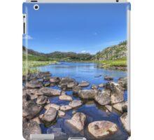 Llynnau Mymbyr iPad Case/Skin