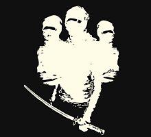 THREE SAMURAI TEE Unisex T-Shirt