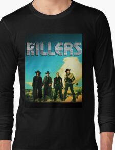 THE KILLERS Long Sleeve T-Shirt