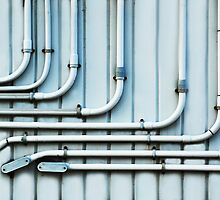 Pipes by Laurie Minor