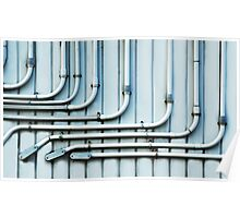 Pipes Poster