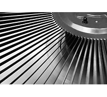 AC Fan In Motion Photographic Print