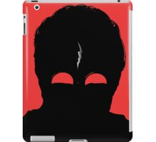 Harry Potter With Voldemort Scar iPad Case/Skin