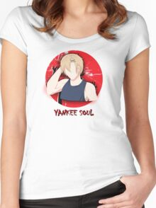 Yankee Soul Sylvester Women's Fitted Scoop T-Shirt