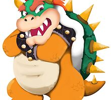 Bowser by oponce