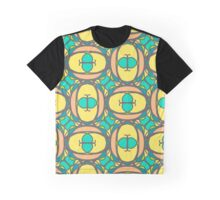 pattern with mosaic ornaments Graphic T-Shirt