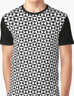 optical art Graphic T-Shirt