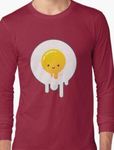 Egg Splat Long Sleeve T-Shirt