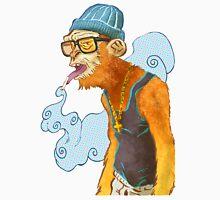 Monkey Smoke Unisex T-Shirt