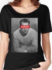 BUÑUEL - OBEY Women's Relaxed Fit T-Shirt