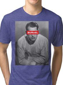BUÑUEL - OBEY Tri-blend T-Shirt