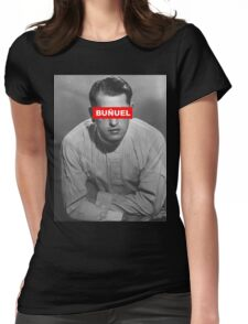 BUÑUEL - OBEY Womens Fitted T-Shirt