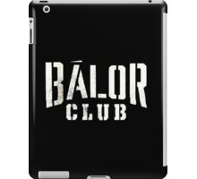 Balor Club iPad Case/Skin