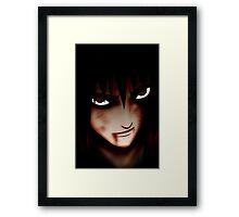 Sasuke Framed Print