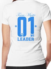 Tema Mystic Leader Women's Fitted V-Neck T-Shirt
