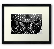 A Thousand Points of Light Framed Print