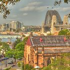 Sydney Springtime from Observatory Hill by Michael Matthews