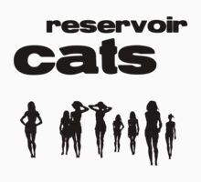 Reservoir Cats! by JoeDigitalMedia