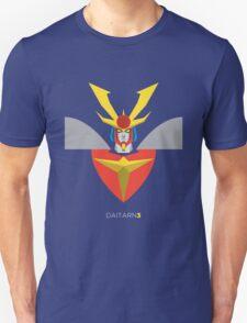 Invincible Steel Man Daitarn 3 Unisex T-Shirt