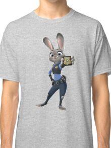 Judy Hopps (Zootopia) Classic T-Shirt