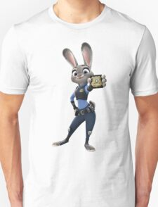 Judy Hopps (Zootopia) Unisex T-Shirt