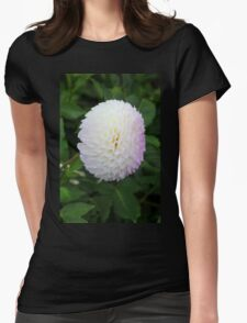 Shades of Pearl Womens Fitted T-Shirt