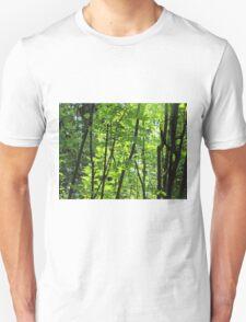 Swedish jungle-like environment T-Shirt