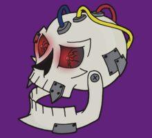 Bionic Skull by GrimDork