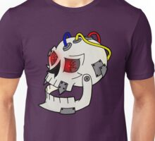Bionic Skull Unisex T-Shirt