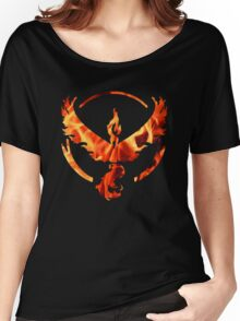 Fight With Valor Women's Relaxed Fit T-Shirt