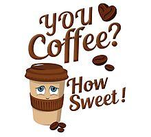 Coffee Lover Photographic Print