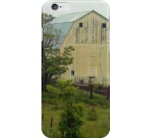 Not All Barns are Red iPhone Case/Skin