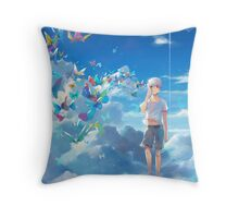 Tokyo Ghoul - Butterfly Throw Pillow