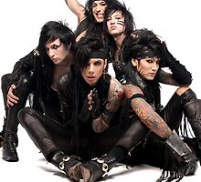 Black Veil Brides by Abigail-Devon Sawyer-Parker