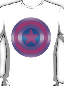 Bi Pride Shield T-Shirt