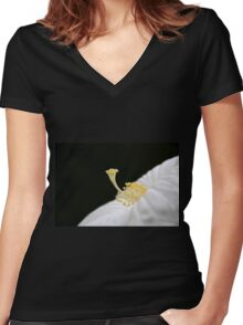 The Royal Elite Women's Fitted V-Neck T-Shirt