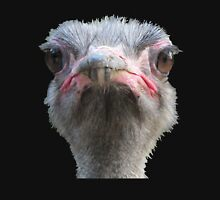 Angry Ostrich Unisex T-Shirt