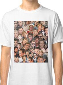 chris hemsworth collage Classic T-Shirt