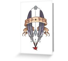 Quillcraft Greeting Card