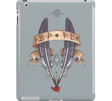 Quillcraft iPad Case/Skin