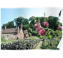 The Dream Garden (2), Dunster Castle and Gardens Poster