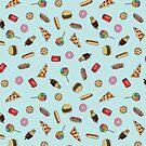 Junk Food by JessieSima