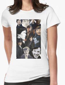 sherlockception Womens Fitted T-Shirt