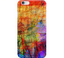 the city 12 iPhone Case/Skin