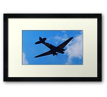 BBMF WW2 Dakota Framed Print