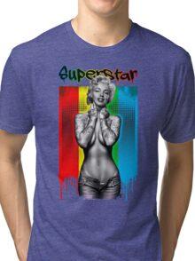 SUPERSTAR Tri-blend T-Shirt